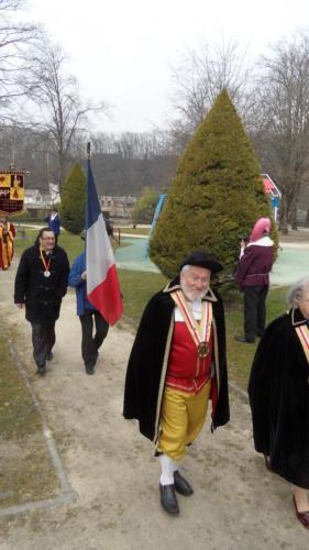 Chapitre de la Confrérie du Boitchu de Montbéliard.