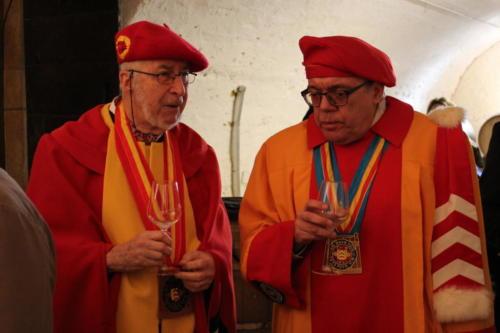 Alfred Zehr et Jean Panes.