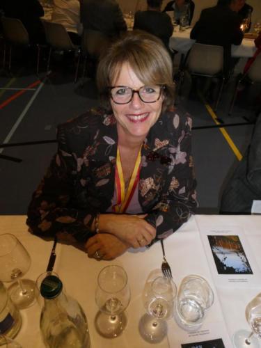 Frairie d'automne à Hauterive: Anja Kuntzer.